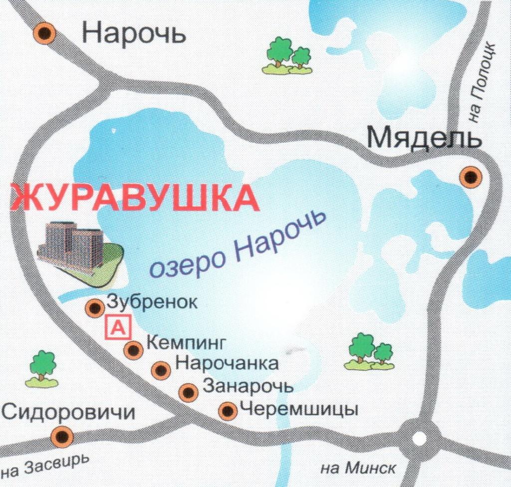 Протяженность национального парка с севера на юг - 34 км, с запада на восток - 59 км проведение